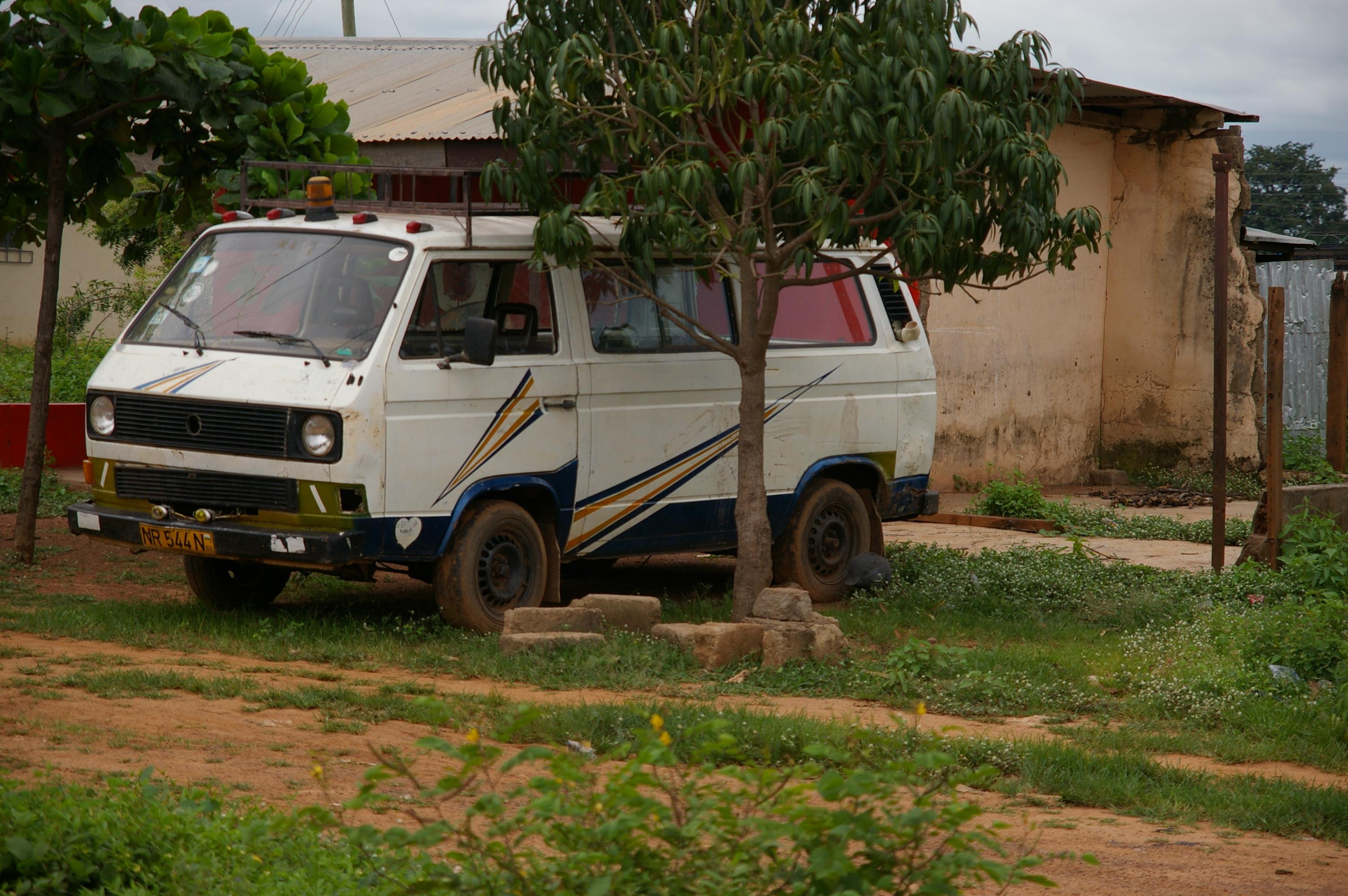 T3  in Ghana