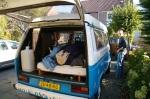 VW T3 restauratie : ik aan de slag