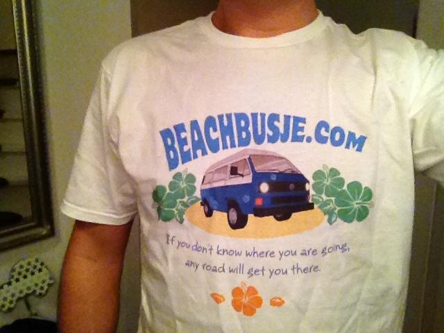 Beachbusje.com Collectors Item ;-)