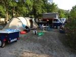 Camping La Vallee Bleue inSahune