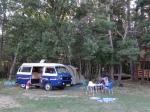 Camping Le Grand Bois bijBourdeaux